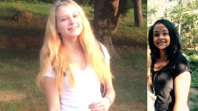 Shannon Stanley and Alyssa Lemonde